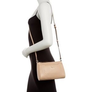 professional design latest hot-selling real New Marc Jacobs empire city leather crossbody bag NWT